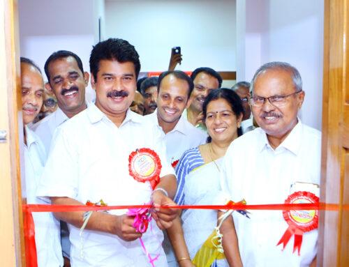 Mammogram Machine Inauguration
