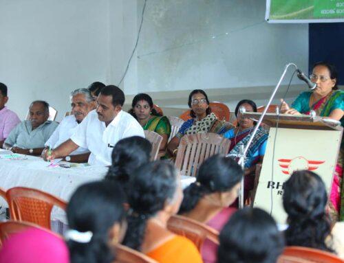 Jaiva Pachakkary Krishy Seminar